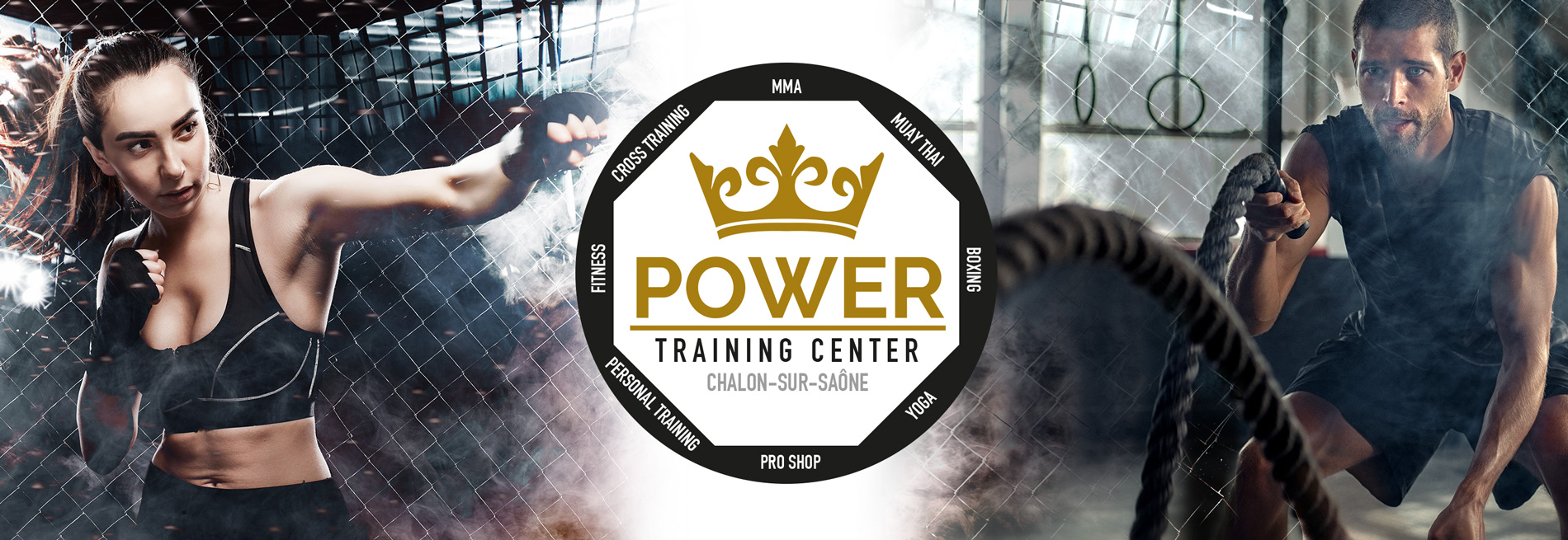 femme-homme-crossfit-et-cours-boxe-tailandaise-mma-powertrainingcenter